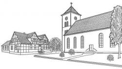 Bild / Logo Kirchengemeinde Friesacker Ländchen