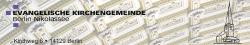 Bild / Logo Ev. Kirchengemeinde Nikolassee