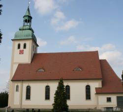 Bild / Logo Ev. Kirchengemeinde Daubitz St. Georgskirchengemeinde