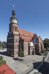 Bild / Logo Ev. Oberkirche St. Nikolai Cottbus